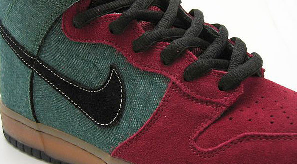 online store 55eba d7c36 Nike Dunk SB High Pro- Goofy Boy 90'S Released At 50/50 ...