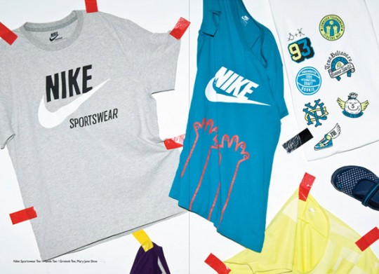 Nike Sportswear FallHoliday 2009 Lookbook | The Riot Club