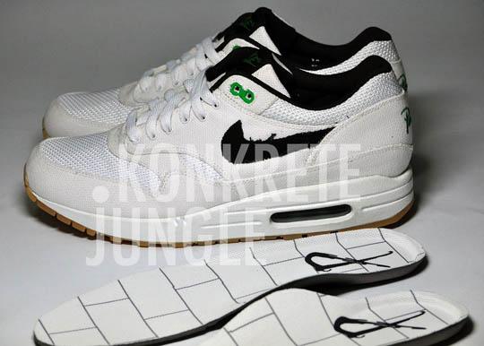 best sneakers 566dd 18b8b patta nike air max