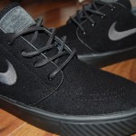 Nike SB Stefan Janoski Premium Black Wool