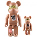 Medicom x Staple Bearbrick Set