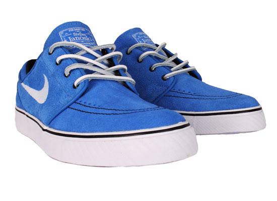 18c350c8ec18 Pacific Blue Nike Sb Janoski Cheap