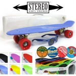 Stereo Vinyl Cruiser Boards
