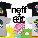 Official EDC Tees by Neff