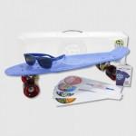 stereo-vinyl-cruiser-skateboard-blue