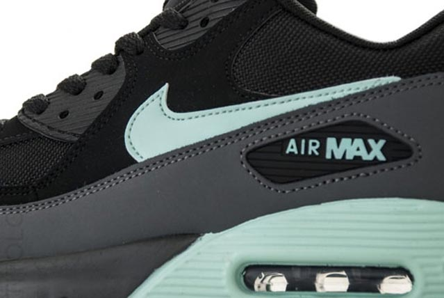 Nike Air Max 90 Black And Gray