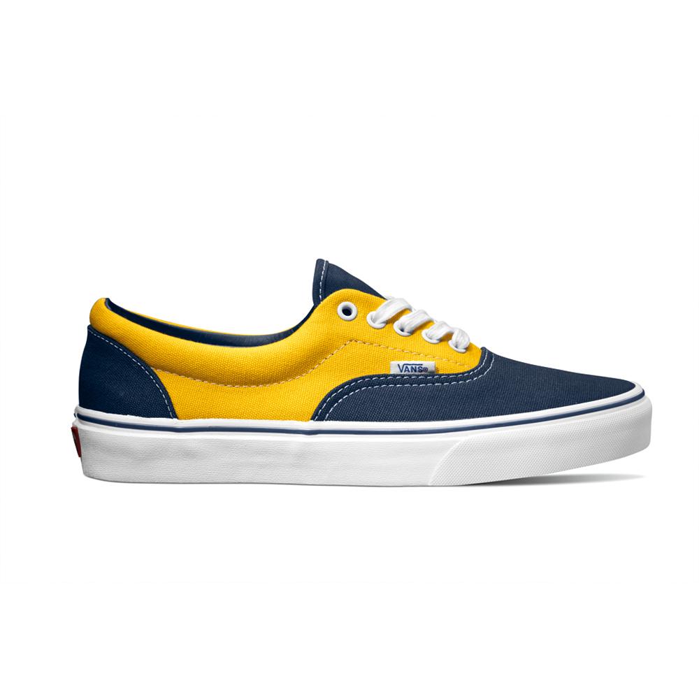 ef09bd7a3646ef Vans-Classics Era Golden-Coast-dress-blues-spectra-yellow fall-2014