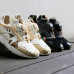PUMA introduce the PUMA X Kasina 'Disc Lux'