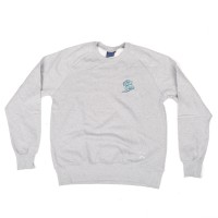 TRC Slugger Crew  (Light Heather)