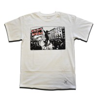 Riot X Retreat Tee White