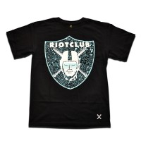 Riot Ice Raiders Tee Black